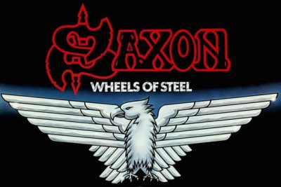 pochette de l'album wheels of steel