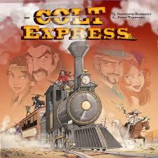 jacquette Colt Express