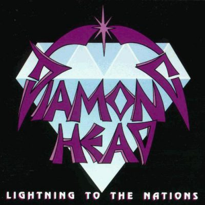 pochette de l'album lightning to the nations