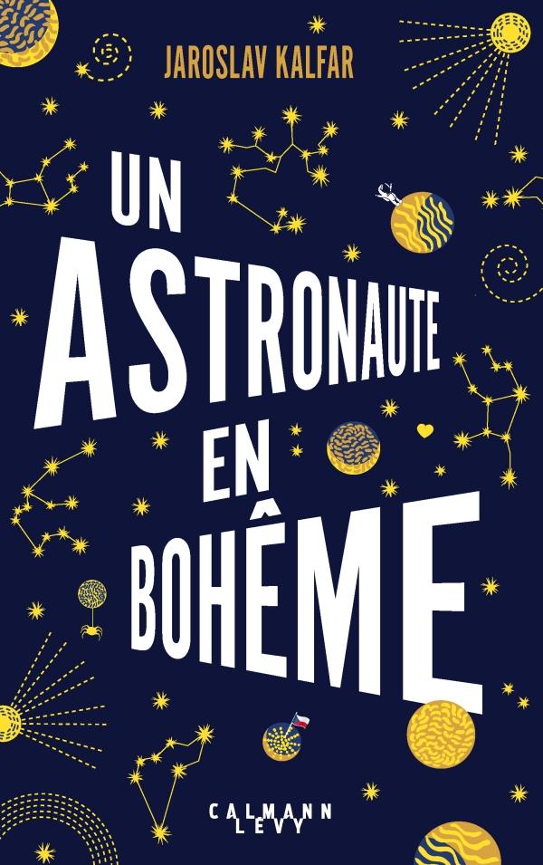 jacquette Un astronaute en Bohême