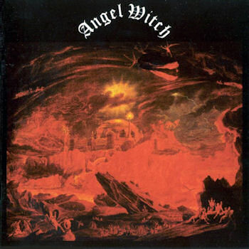 pochette de l'album angel witch