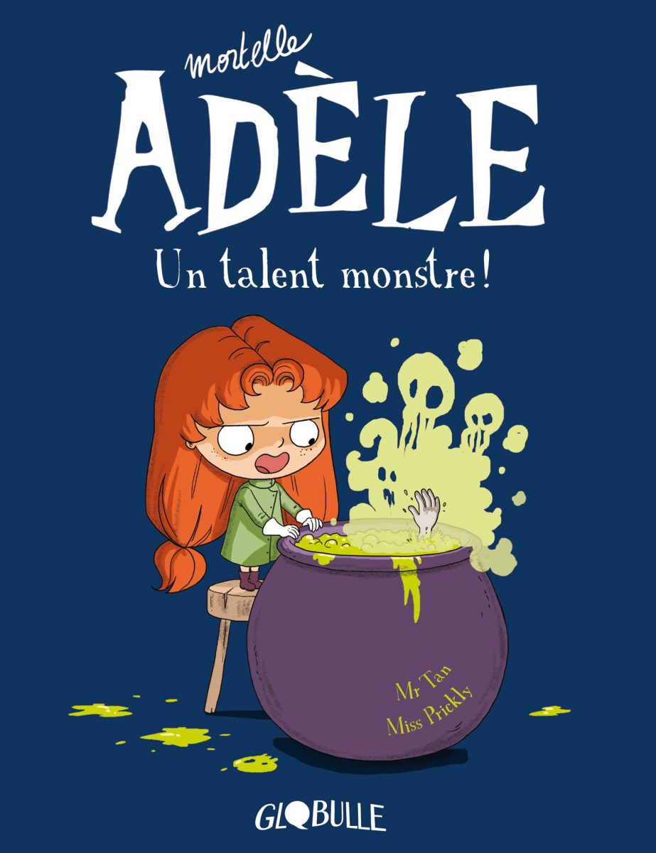 jacquette Mortelle Adèle