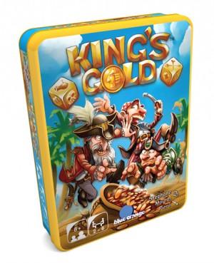Image de la boite du jeu King's Gold