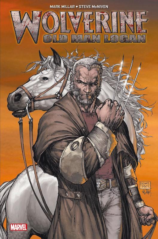 jacquette Logan / Wolverine : Old Man Logan