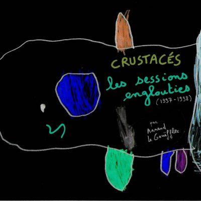 Pochette du disque de Crustacés