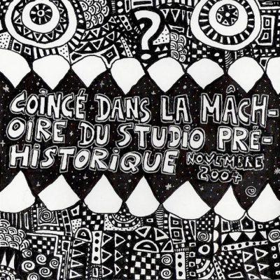 Pochette d'un disque de Studio Préhistorique