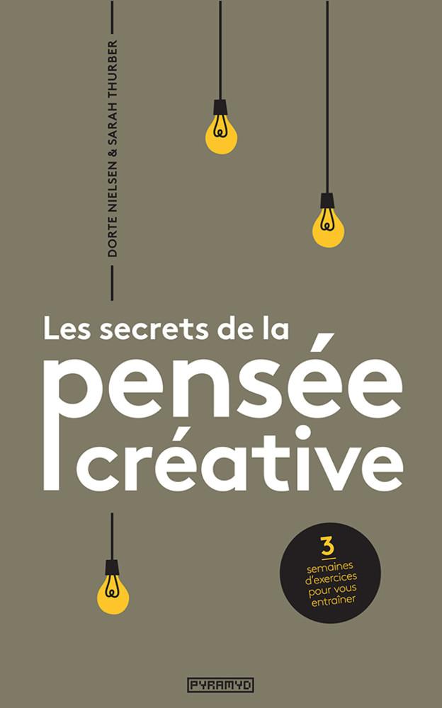 jacquette Les secrets de la pensée créative