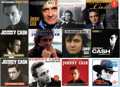 Compilations de Johnny Cash