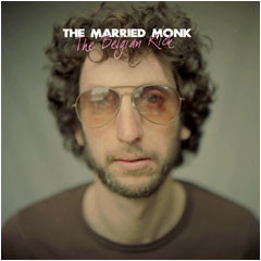 pochette de l'album The Belgian Kick du groupe The Married Monk