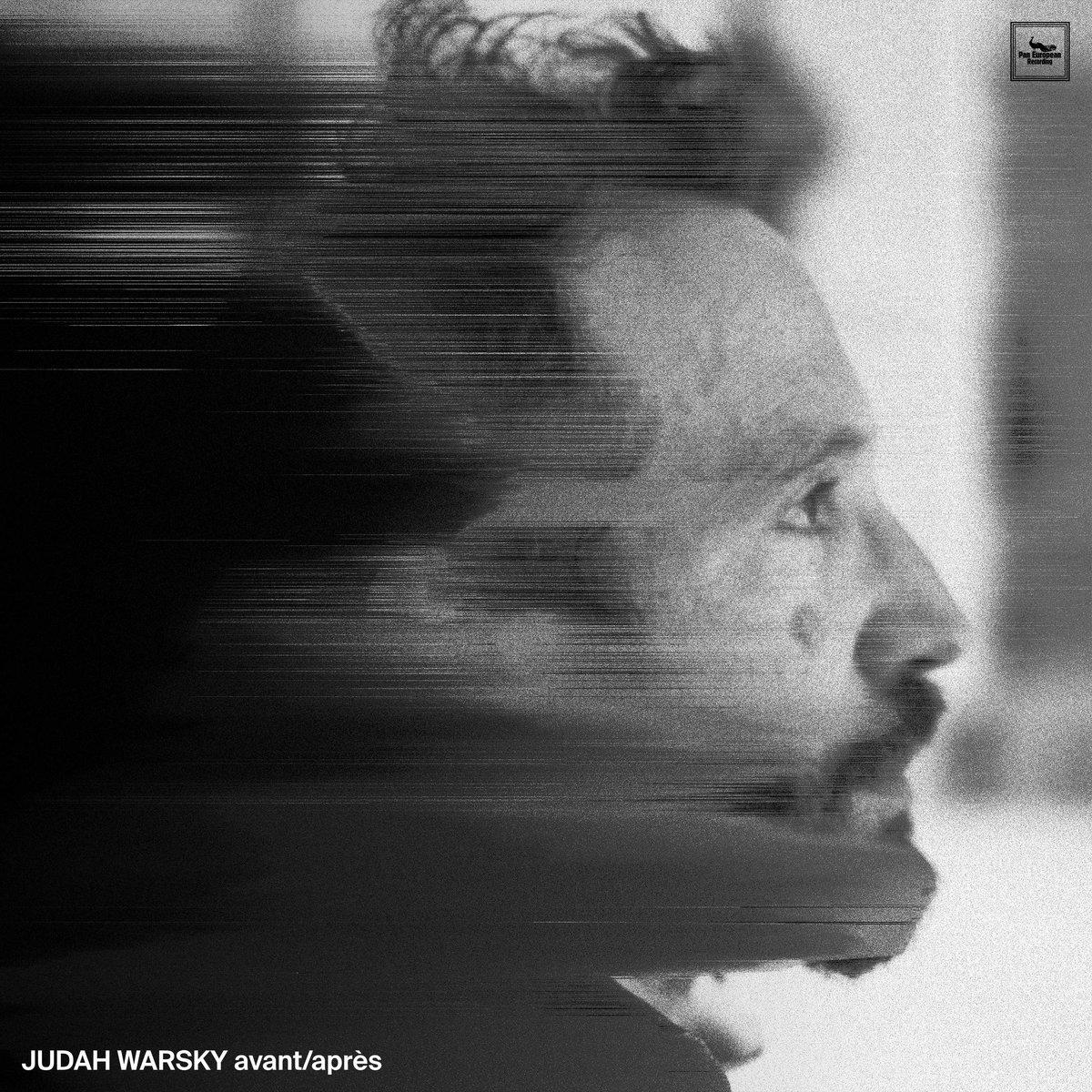 Pochette de l'album Avant/Après de Judah Warsky