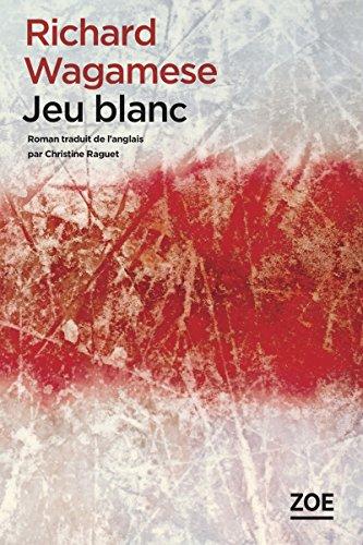 jacquette Jeu blanc