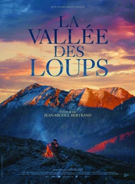 jacquette La vallée des loups