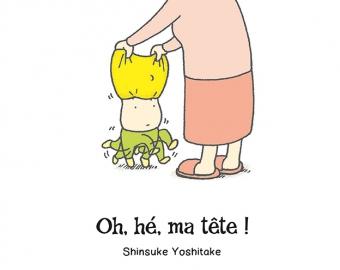 jacquette Oh, hé, ma tête !