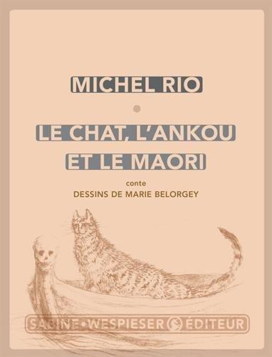 jacquette Le chat, l'Ankou et le maori