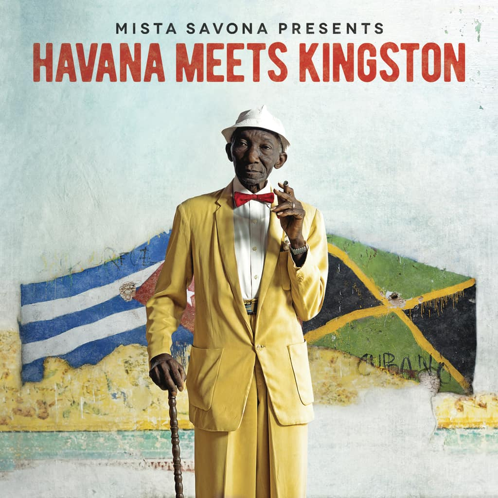 jacquette Havana meets Kingston