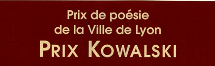 bandeau du prix kowalski