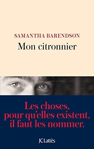 jacquette Mon citronnier