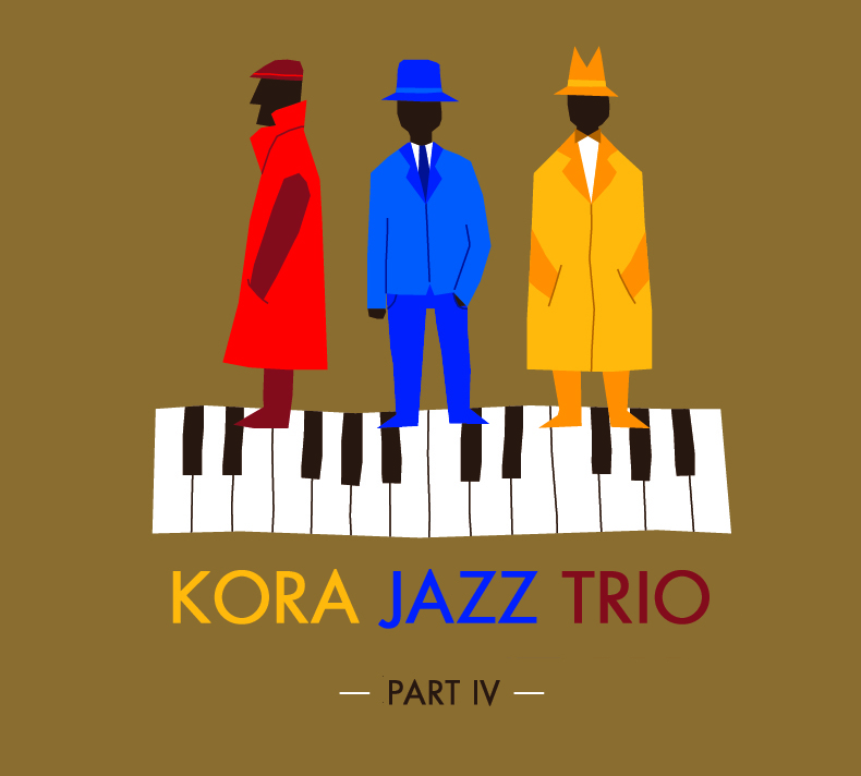 Kora Jazz Trio - Part IV