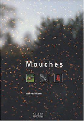 Couverture du livre Mouches, de Jean-Paul Haenni