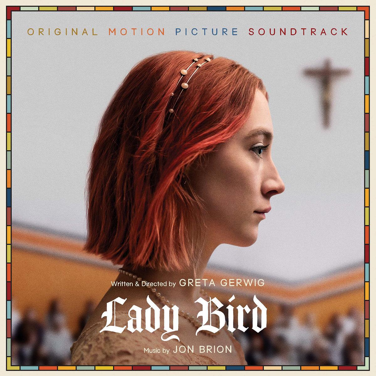 couverture de la bande originale du film Lady Bird