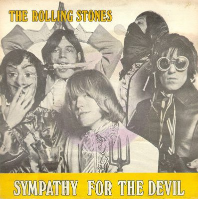 pochette de Sympathy for the devil (1968)