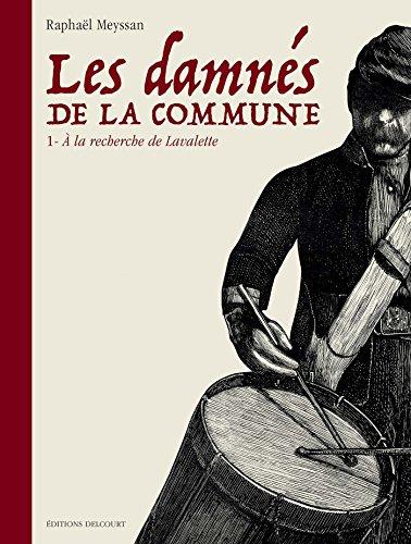 jacquette Les damnés de la commune. 1