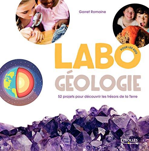 jacquette Labo géologie pour les kids