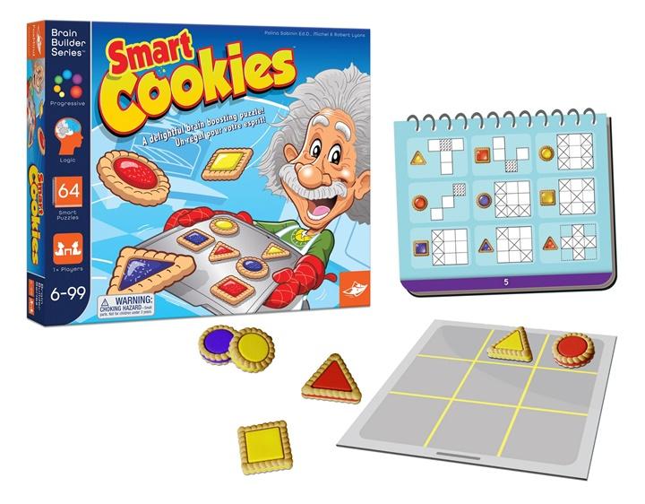 jacquette Smart cookies