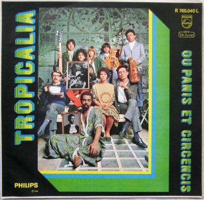 pochette de l'album Tropicália Ou Panis Et Circensis (1968)