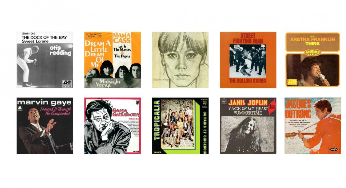 L'i-n-f-l-u-x : La musique en 1968