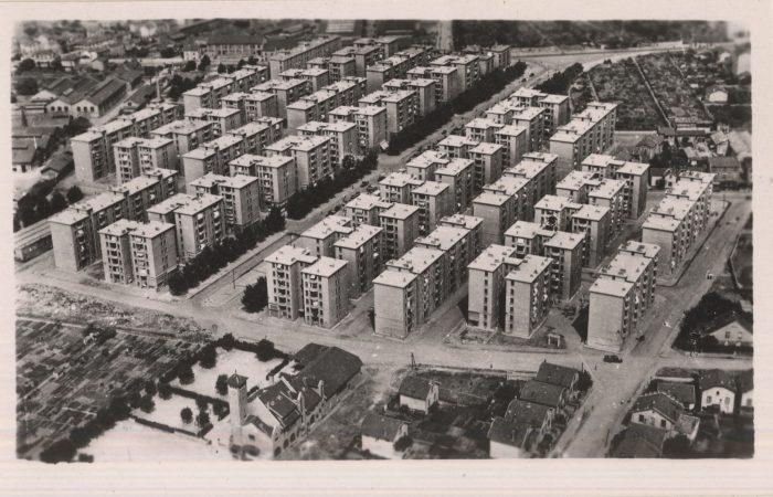 Carte postale Lyon : Cité des Etats-Unis [19..], ed. J. Cellard