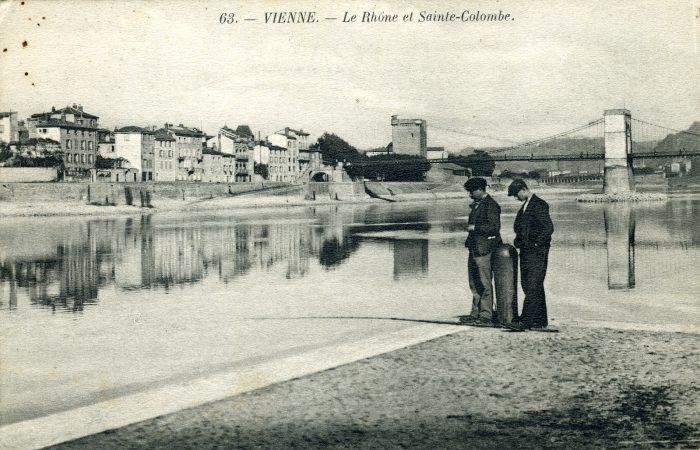 Photographie de Vienne vers 1912