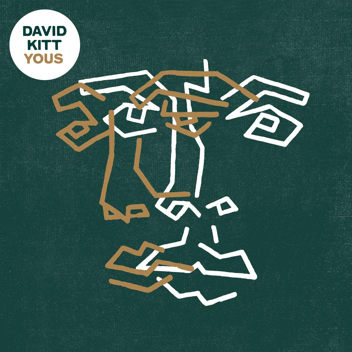 Pochette de l'album Yous de David Kitt