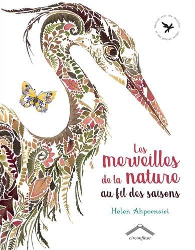 jacquette Les Merveilles de la nature au fil des...