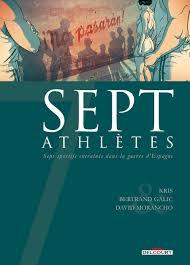 jacquette Sept athlètes