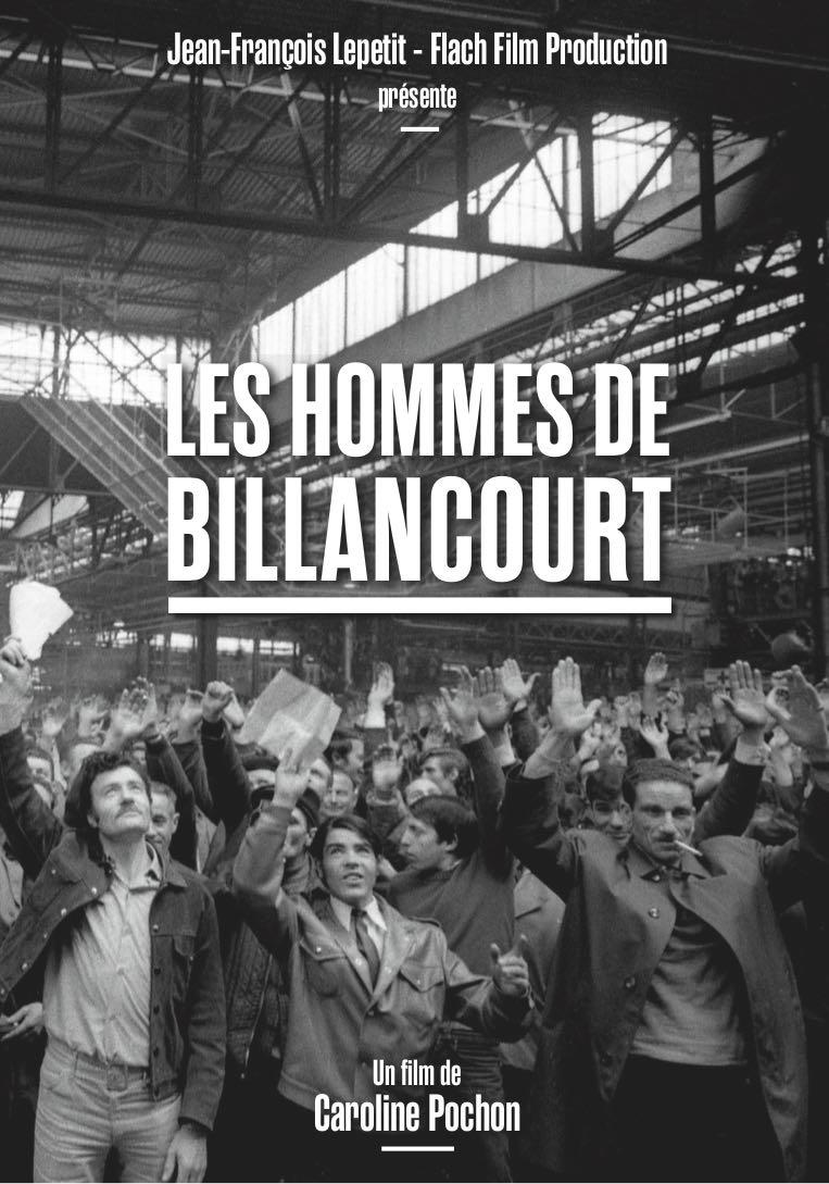 jacquette Les hommes de Billancourt