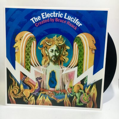 Pochette de The Electric Lucifer de Bruce Haack