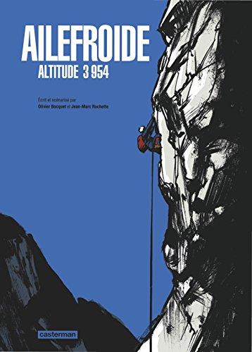 jacquette Ailefroide, altitude 3954
