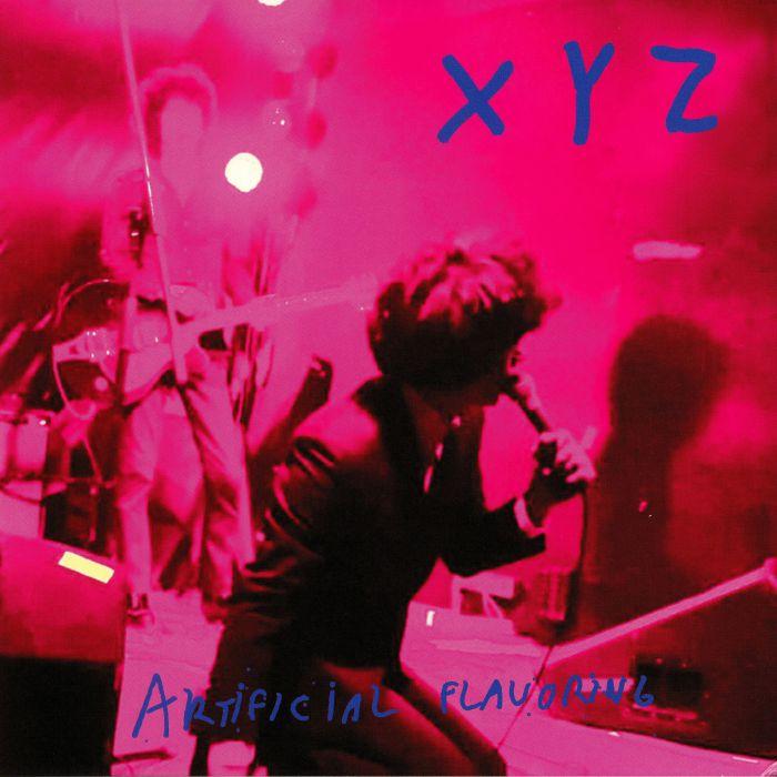 Pochette de l'album Artificial flavouring de XYZ