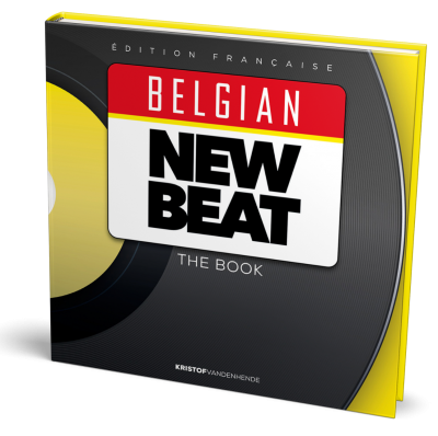 Couverture du livre Belgian new beat de Kristof Vandenhende