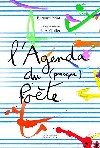 jacquette L'agenda du (presque) poète