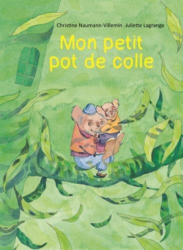 jacquette Mon petit pot de colle