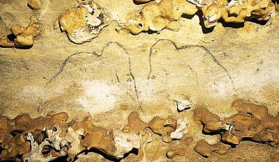 grotte de rouffignac mammouth