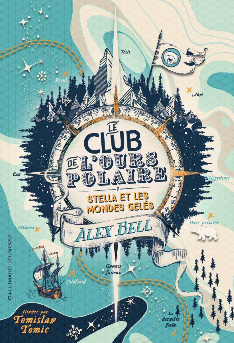 jacquette Le club de l'ours polaire T. 01 Stella et les...