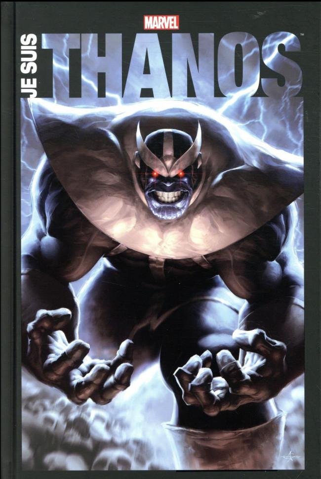 jacquette Je suis Thanos