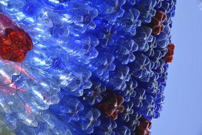bouteilles de plastique