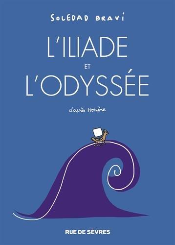 jacquette L'Iliade et l'odyssée