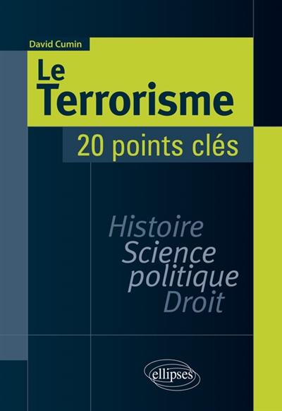 jacquette Le Terrorisme