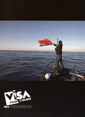 Couverture du catalogue Visa pour l'image 2015
