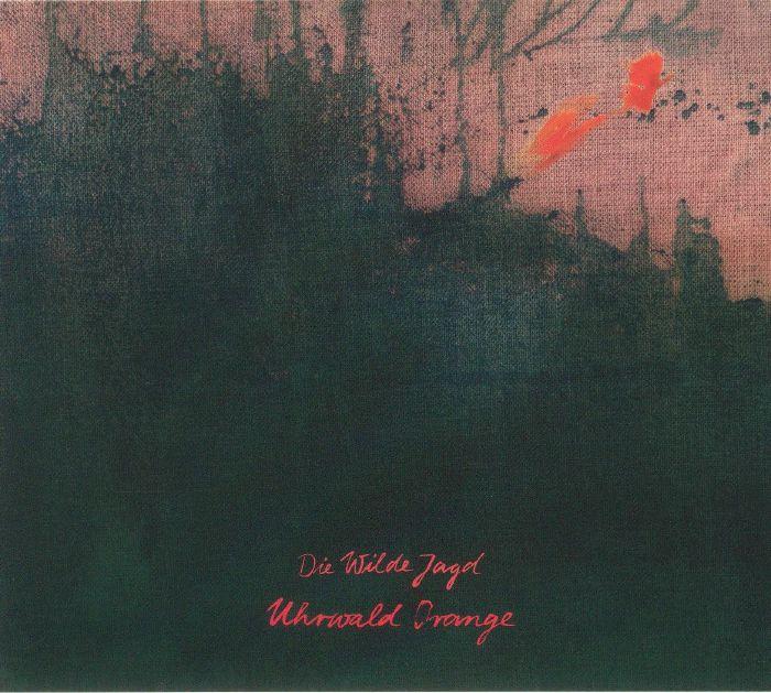 Pochette de Uhrwald Orange - Die Wilde Jagd